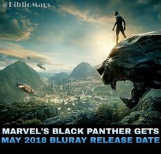 The King Of Wakanda Is Coming To Our Homes In May 2018!  #Discover Trending Authors TV Shows Movies Interviews & Stories from around the world! Founder Vinay Pursnani Copyrights  2018    #BiblioMags #BlackPanther #blackPanthers #BLACKPANTHERPARTY #blackpanthermovie #blackpantherindia #blackpanthervideo #blackpantherchannel #blackpanthersolit #blackpanthercosplay #blackpanther2018 #blackpanthercomic #blackpantherfilm #blackpanthercostume #blackpanthercivilwar #blackpanthercosplayer…