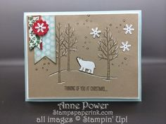 Stamps, Paper, Ink Create!: Card Three- Very Merry Stamp Camp Nordic Noel