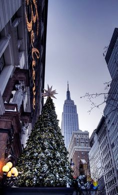 Christmas in New York City, U.S