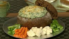 the chew | Recipe  | Clinton Kelly's Spinach Dip