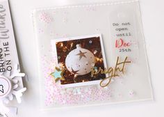 The Paper Orchard: Mini December Daily + Pinkfresh