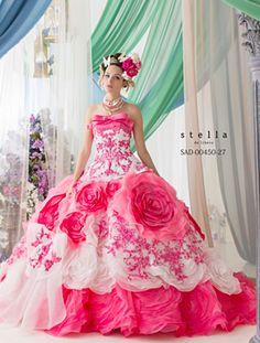 Stella de Libero Color Wedding Dresses/Laya