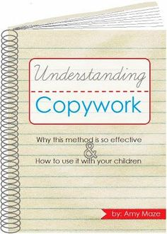 Understanding Copywork eBook from Classical Copywork