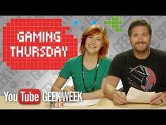 Gaming Thursday Highlights with Dodger and Adam (YouTube Geek Week) - http://www.mygeekuniverse.com/gaming-thursday-highlights-with-dodger-and-adam-youtube-geek-week/