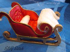 Dieses Jahr Wird Santaklaus Im Luxusschlitten Kommen !!
