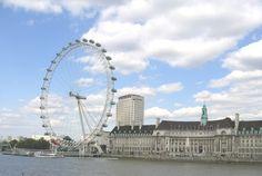 Find London Eye - London, England at www.urbita.com