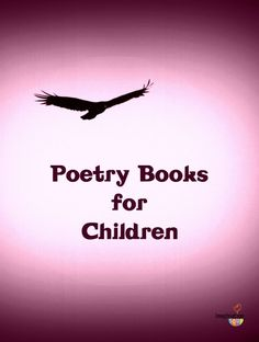 huge list of recommended poetry books for children
