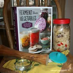 Ferment Your Vegetables Pickle Pipes Packer Giveaway Kombucha Fermentation, Fermentation Recipes, Canning Recipes, Canning Supplies, Food Hacks, Food Tips, Food Ideas, Home Canning, Cabbage Recipes