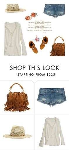 """""""Clap Along If You Feel Like Happiness Is The Truth..."""" by idocoffee ❤ liked on Polyvore featuring Yves Saint Laurent, True Religion, rag & bone, Calypso St. Barth and George J. Love"""