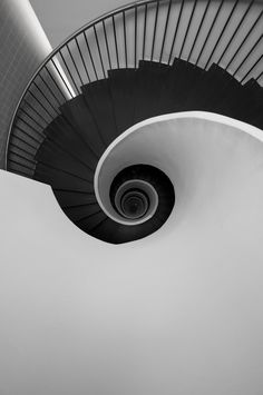 Staircase - The Zebra Twister - @~ Mlle