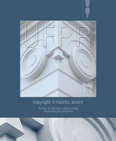 Trabalho delicioso dedicado ao Setor de Arte, Comunicação e Design da Universidade Federal do Paraná. Universidade é abrigo atemporal da pesquisa. Maivilis Amaro