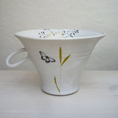 mint cup with grass by karin eriksson, via Flickr