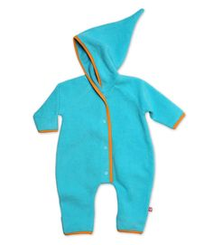 Pool Cozie Baby Elf Onesie   Zutano: Clothes Unique As Your Baby