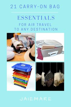Take the carry-on bag only challenge and reduce the stress of packing and unpacking from a couple of hours to less than 15 minutes with these 21 multi-use items. Summer Travel Packing, Packing List For Cruise, Packing List For Vacation, Packing Tips, Carry On Bag Essentials, Packing Toiletries, Vacation List, Packing Light, Elevator