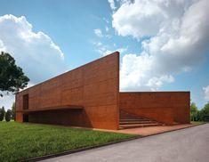 Biblioteca e Auditório Público Curno,© Pietro Savorelli