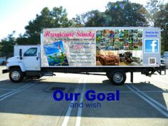 A 24-26 ft Box Truck for My Charity #WishUponAHero #HeroNetwork