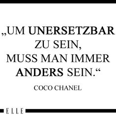 Coco Chanel Das Brauchst Du In Deinem Kleiderschrank Weise Worte Weisheiten Zitate Spruche