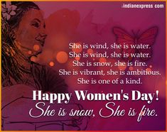 Women's Day, Happy Women's Day, International Women's Day International Women's Day 2018 Theme, Women's Day Quotes, Women Quotes International Womens Day Poster, Happy International Women's Day, Happy Womens Day Quotes, Happy Quotes, Women's Day Quotes, Crush Quotes, Fierce Quotes, Some Inspirational Quotes, Morning Greetings Quotes