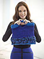 Image of Moody Blue Bag