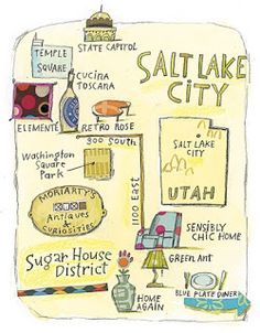 good list of places to eat in salt lake city/ park city