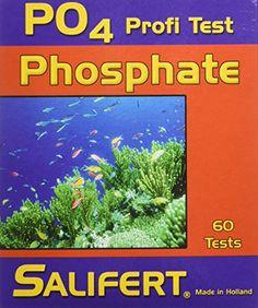 Salifert Phosphate Test Kit ** Learn more by visiting the image link.
