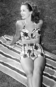 Jane Randolph <3 1940's