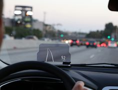Hudway Glass Universal Heads-up Display hud For Any Car Smartphone Accessory Delicious In Taste