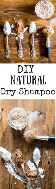 I don't know about you, but next to coffee and leggings, dry shampoo might just be the lifeblood of motherhood for me. And I've cooked up my own personal favorite easy DIY Natural Dry Shampoo recipe...with ingredients (like baking soda) just kicking around the kitchen! Paleo, primal, gluten-free