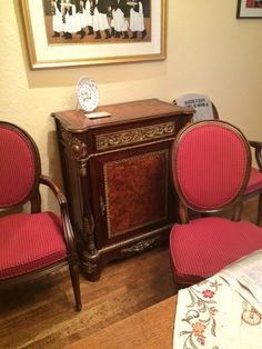 I Like This Old Salon Cabinet We Have In Our Dining Room At Chez Betts Pretty