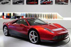 [拡大画像]Car Watch フェラーリ、エリック・クラプトン向けワンオフ・モデル「SP12 EC」