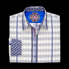 Robert Graham Fashion Clothing in Houston, from J. Hampton Clothing, designer clothes for Men Mens Printed Shirts, Men's Shirts, Guy Style, Men's Style, How To Do Splits, What Should I Wear, Mens Attire, Robert Graham, Boys Wear