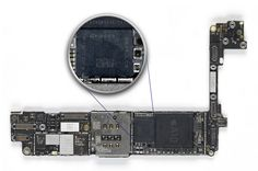 Intel's modem inside the new iPhone 7 Mobile Computer Repair, New Iphone, Mobiles, Mobile Phones
