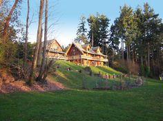 Lodge vacation rental in Vashon Island from VRBO.com! #vacation #rental #travel #vrbo