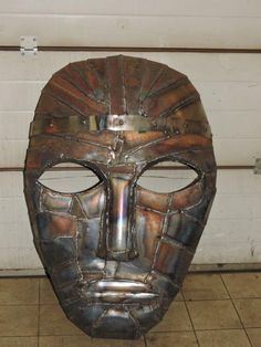 corten mask