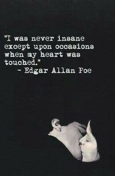 ~*~ Edgar Allan Poe ~*~