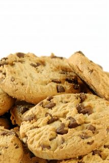 Neiman Marcus Cookies, a MUST have for Xmas cookies:) Walnuts are on this original recipe, they taste awesome
