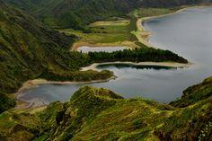 Geoparque Açores - Geossítios dos Açores