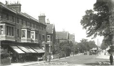 A history of south-east London suburbs, in images and words, brought to you by the area's local studies and archives collections. Old London, East London, Vintage Pictures, Old Pictures, Local Studies, London History, High Road, Ideal Home, Britain