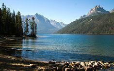 Redfish lake, Idaho   Redfish Lake