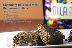 Chocolate Chia (Mila) Bars [this is a no bake recipe, a baked version uses 1/2 c coconut oil, 3/4 c sweetener, 4 eggs, 1 tsp vanilla, 1/4 tsp salt,  1/2 c sunflower seeds, 1/2 c chia seeds, 1/2 c pumpkin protein powder, 1/2 c coconut flour, 1/2 c coconut milk (as needed)]