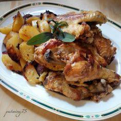 Pollo del contadino...con patate
