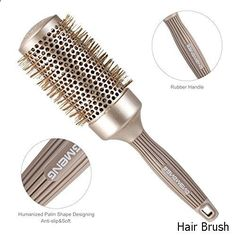 Hair Brush - broad selection. Need to check out...