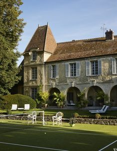 Habitually Chic® » The Chicest Hôtel Particulier