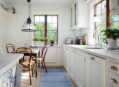 Country Style Chic: Country Kitchen Style