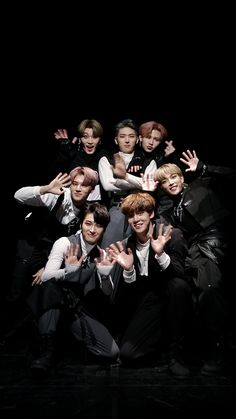 ateez wallpaper Tumblr Kpop in 2019 Kpop, Bts