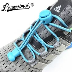 Stretching Lock lace 22 colors a pair Of Locking Shoe Laces Elastic Sneaker Shoelaces Shoestrings Running/Jogging/Triathlon. kids elastic shoelaces: shoe no lace. No Tie Laces, Elastic Shoe Laces, Elastic Rope, Jogging, Lace Up Shoes, Slip On Shoes, Triathlon Shoes, Baskets, Tie Shoelaces