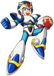 Megaman Powered Up Mega Man Tumbler Travel Mug with Handle!