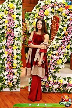 Sonya Hussain Today S Jago Stan Special Transmission Of Anniversary