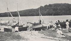Sailboats of the Virgin Islands