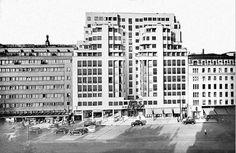 Bucuresti - Hotel Ambasador - 1929